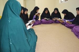 Masjid SMP Islam Nazhirah